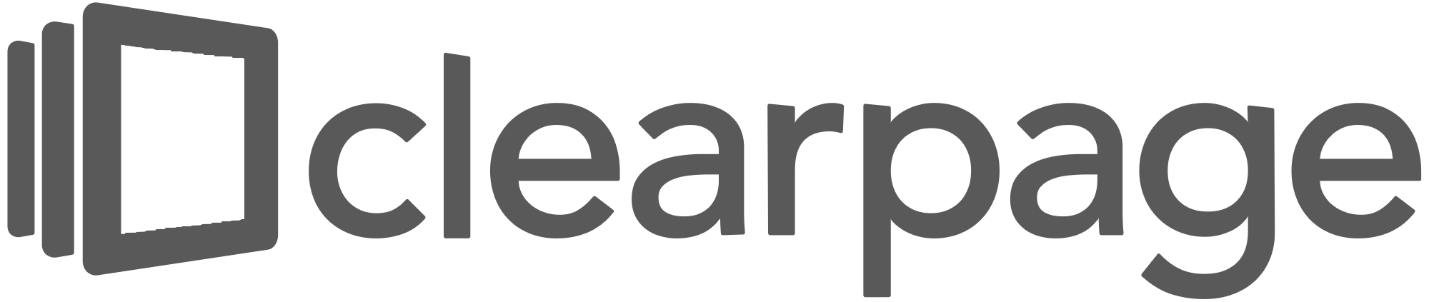 Clearpage Logo